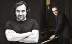 [Concert] André Manoukian & Jean-François Zygel @ Espace Culturel Victor Hugo | Puget-sur-Argens | Provence-Alpes-Côte d'Azur | France