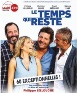 [Théâtre] Le Temps qui reste @ Espace Culturel Victor Hugo | Puget-sur-Argens | Provence-Alpes-Côte d'Azur | France