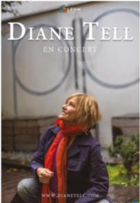 [Concert] Diane Tell @ Espace Culturel Victor Hugo | Puget-sur-Argens | Provence-Alpes-Côte d'Azur | France